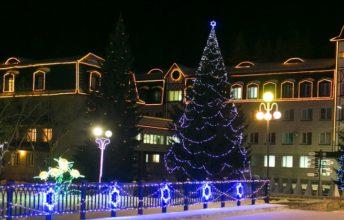 Новый год в Алтай-west