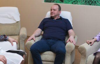 Психотерапия в санатории Алтай-West