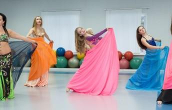 Занятия танцем живота в Белокурихе в санатории Алтай-West