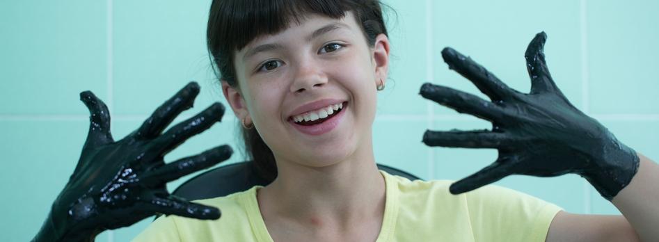 Грязелечение для детей в санатории алтай вест