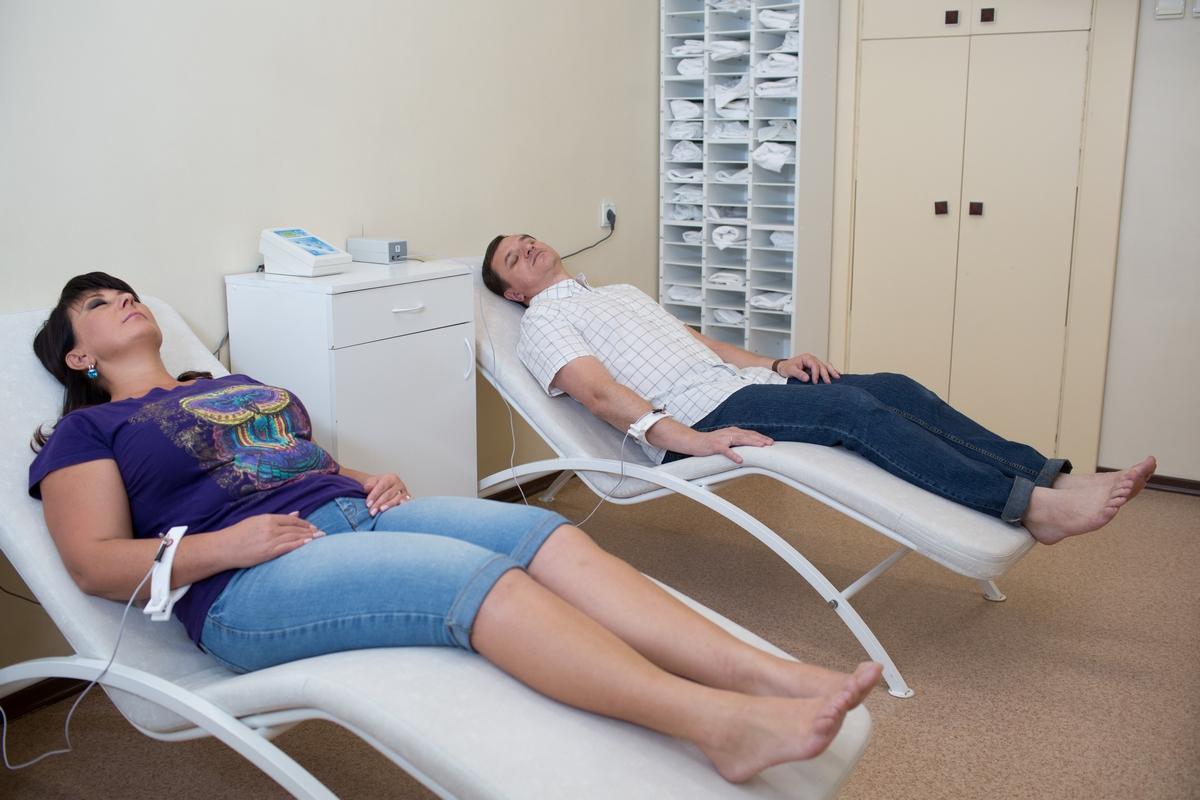 физиотерапия в санатории