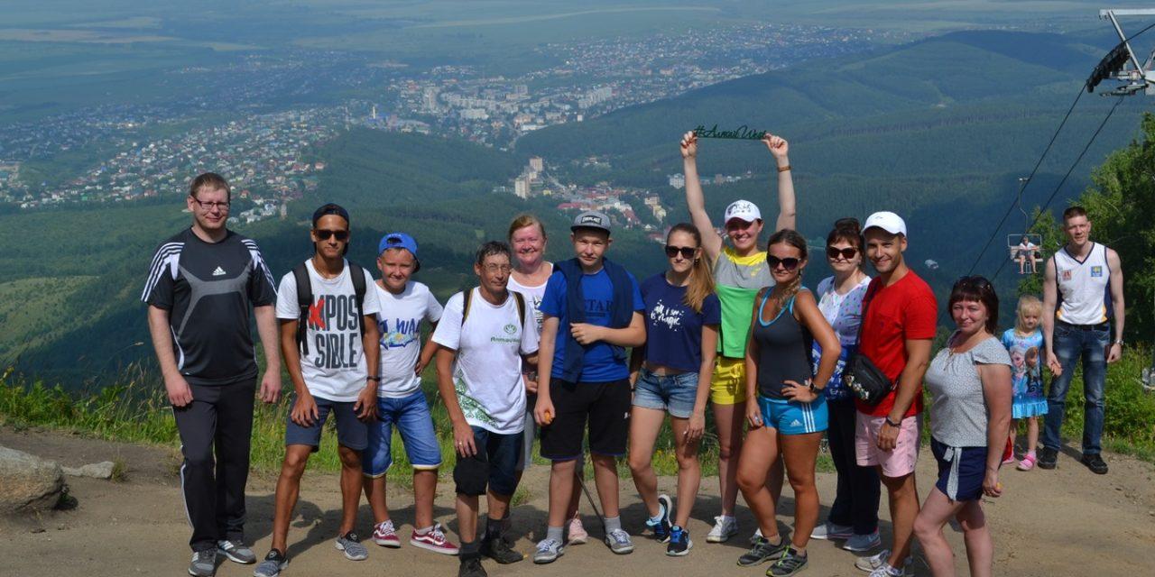 Восхождение на гору Церковка Белокуриха_45